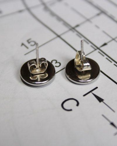 """Earrings """"Synthea"""" #1"""
