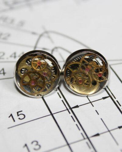 """Earrings """"Synthea"""" #2"""