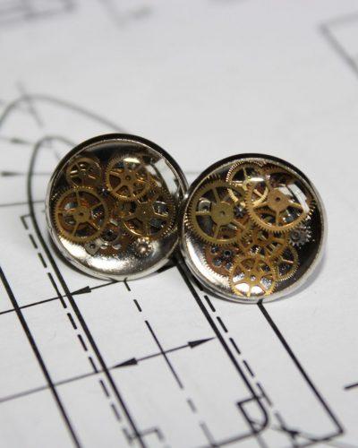 """Earrings """"Synthea"""" #3"""