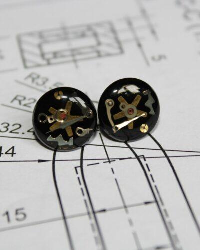 """Earrings """"Synthea"""" #5"""
