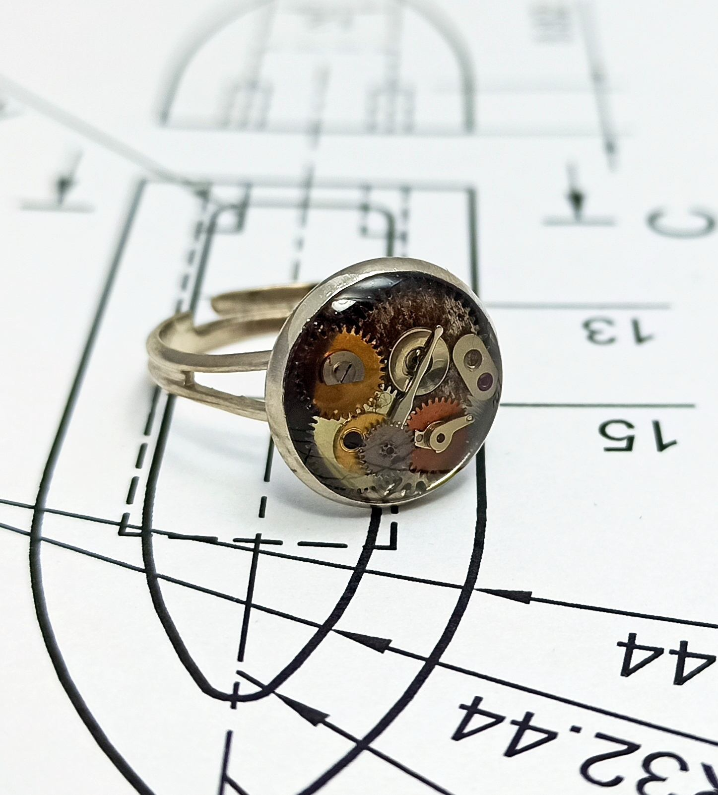 "Ring ""Synthea"" #1"